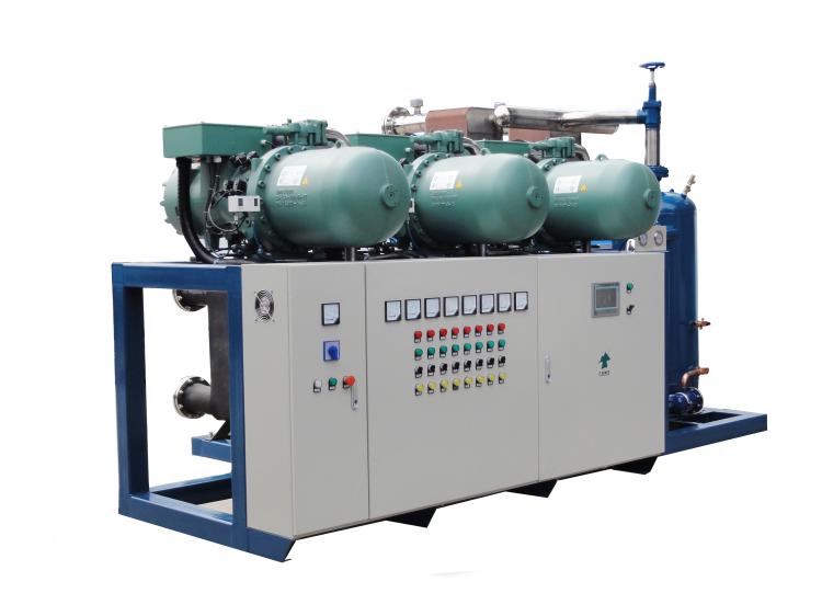 螺杆式冷水机出现振动以及噪音的消除办法