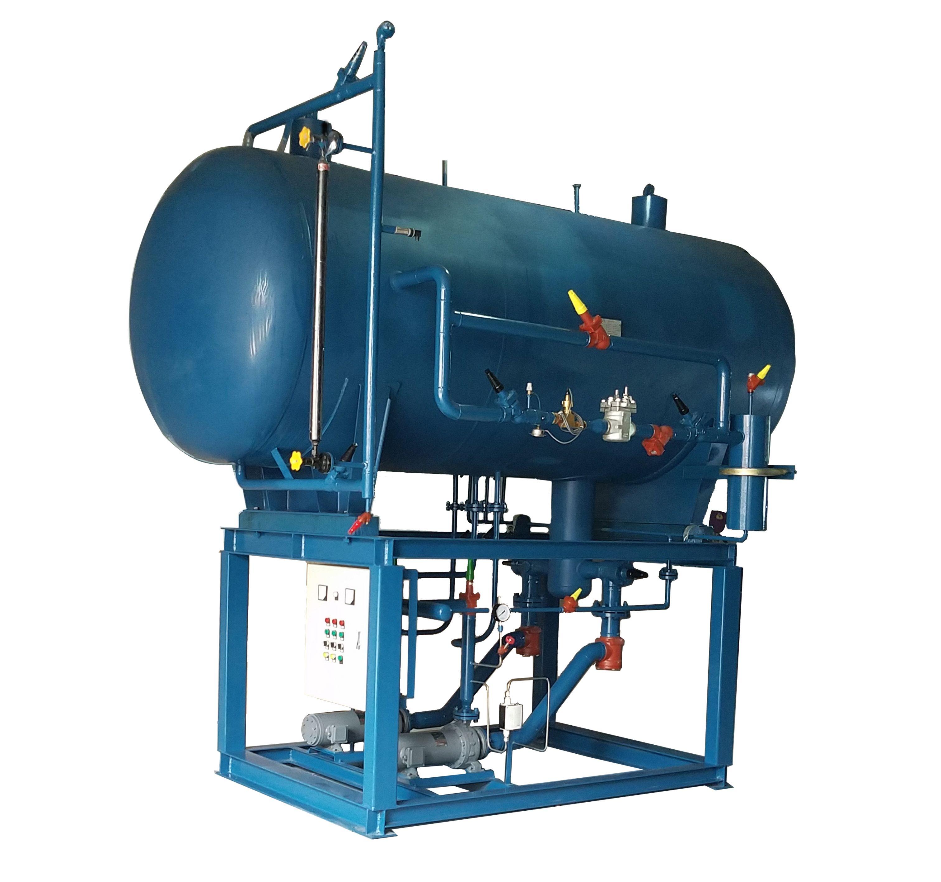 大森桶泵机组